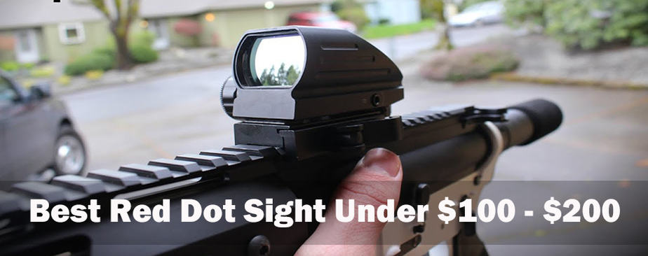 Best Red Dot Sight under $200