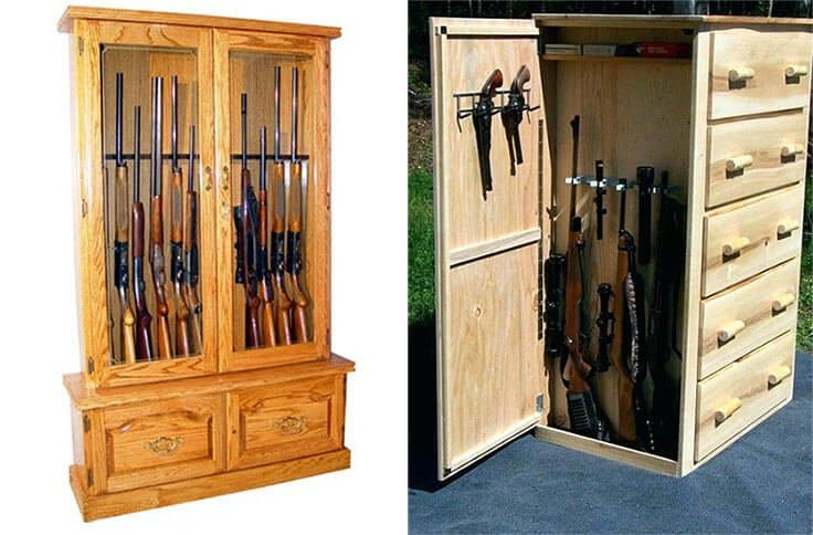 How-to-build-your-own-gun-safe