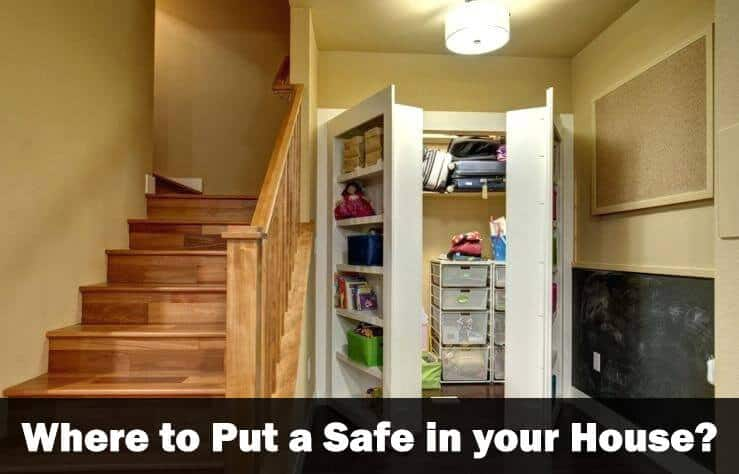 Where-to-Put-a-Gun-Safe-in-your-House