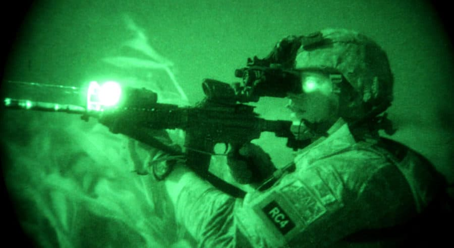 U.S., Aghan forces conduct Operation Champion Sword