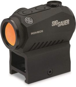 Sig Sauer Romeo5 1x20mm Red Dot Sight Review